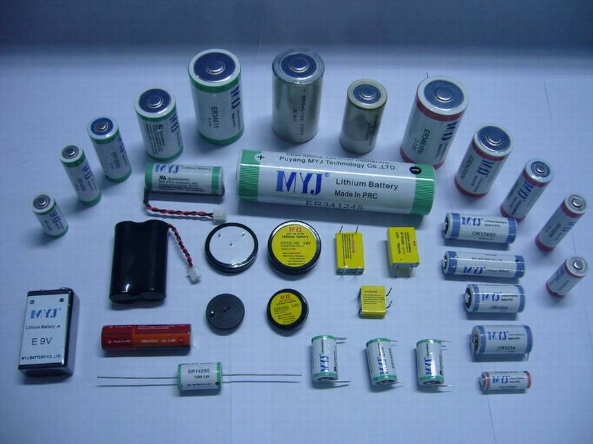 sell C  Lithium battery-3.6V ER26500