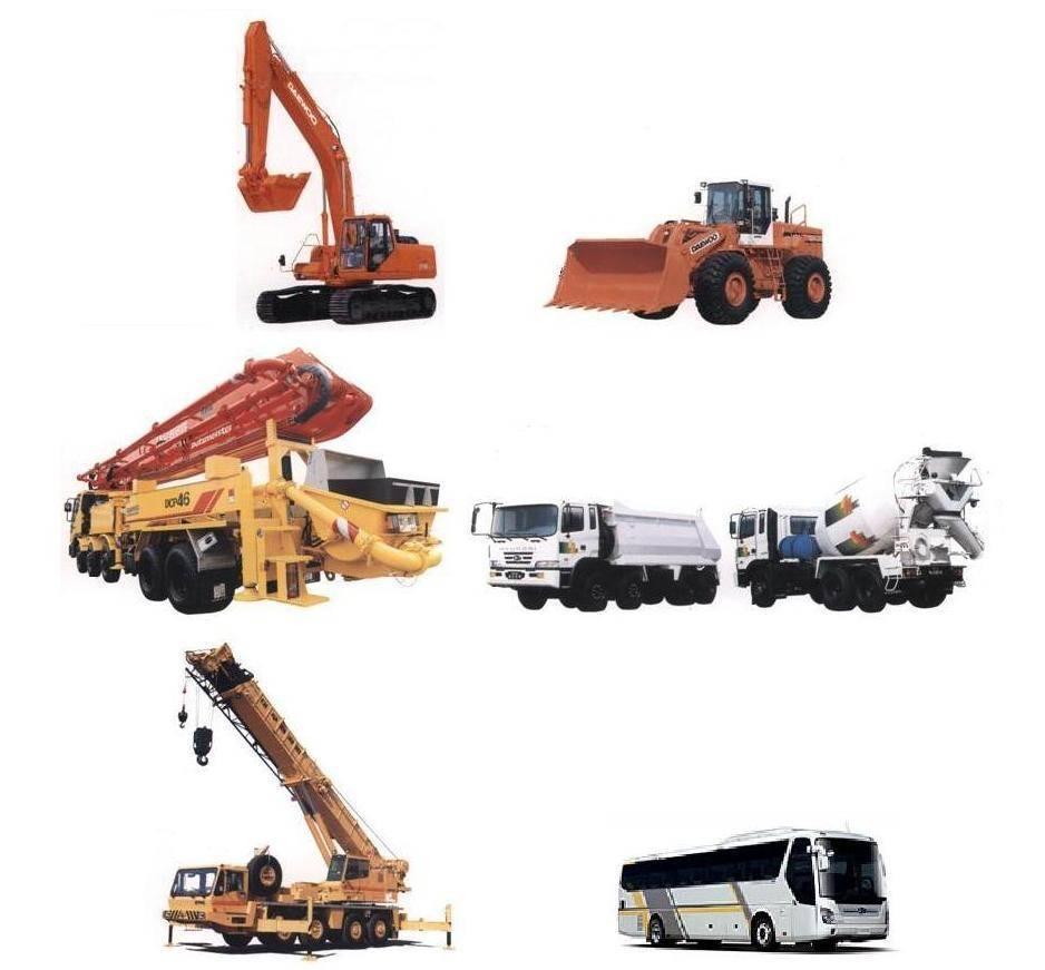 USED CAR Bus Truck Special Vehicle Excavator Concrete Pump Dump Mixer Truck Loader Dozer Crane Road.