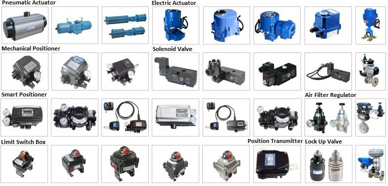 valve automation products
