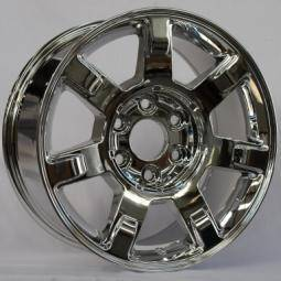 18'' 20'' 22'' chrome alloy wheels fit for Cadillac 6139.7