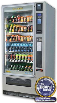 Maxi Buffet-Snack Vending Machine