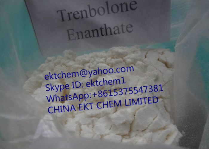 Trenbolone Enanthate TRE Oil Injection and Powder 99.5% Legal Effective Muscle building 2322-77-2