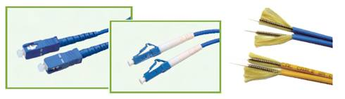armored fiber optical patch cord