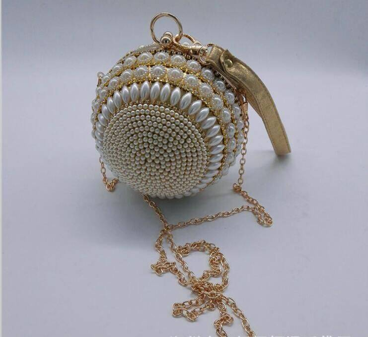 Handbags,Pearl Embroider Bags,Paillette bag, Jewellery Bags,Vanity Bags .