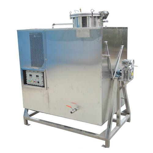 High automatic recycling machine