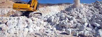We sell raw NATURAL GYPSUM