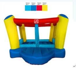 2014 Best Sale Crazy Fun Jumping Castle,Indoor or Outdoor Commercial Grade Bouncy Castle,0.55MM PVC
