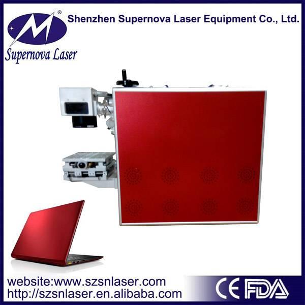 10W 20W 30W 50W Fiber Laser Metal Engraving Machinery