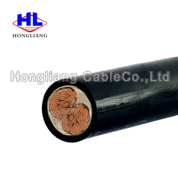 China Rubber Insulated Flexible Copper Welding Cable 16mm2