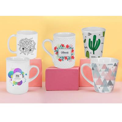 sublimation ceramic mugs