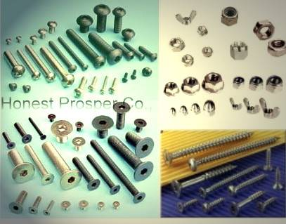 Sell  Stainless Steel Screw / Nut
