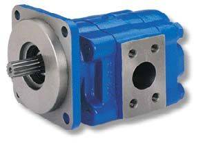 Permco gear pump and motor for loader mining machinery crane