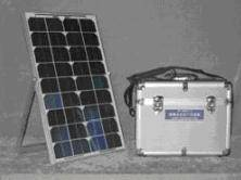 solar home system portable/removeable CBSC-20Wp