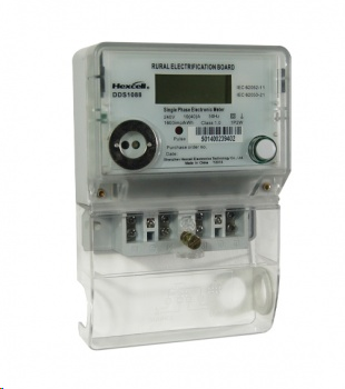 DDS1088 Single Phase SOLID-STATE Energy Meter