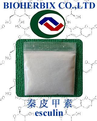 esculin,plant extract for medicine and chemcial use