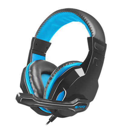 Wholesale factory price wired gaming headset over-ear headphone for PS4