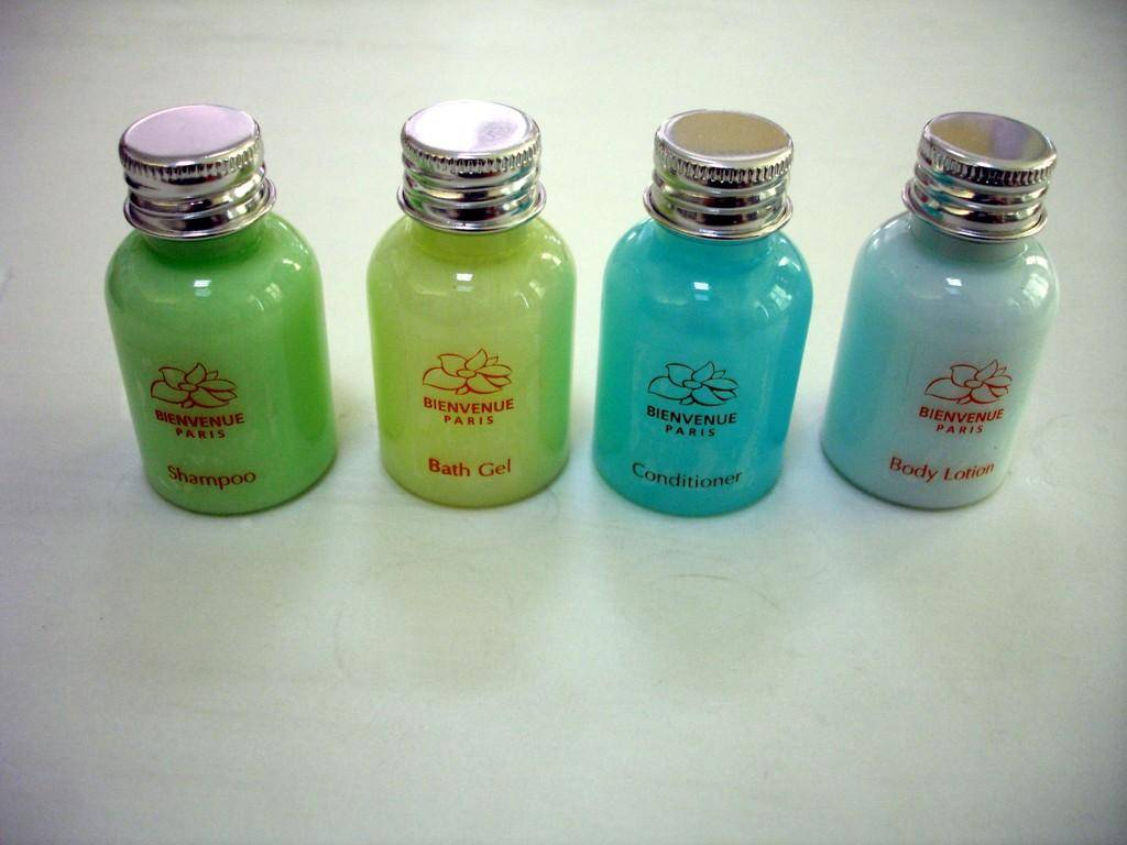 sell PET bottle for hotel amenities