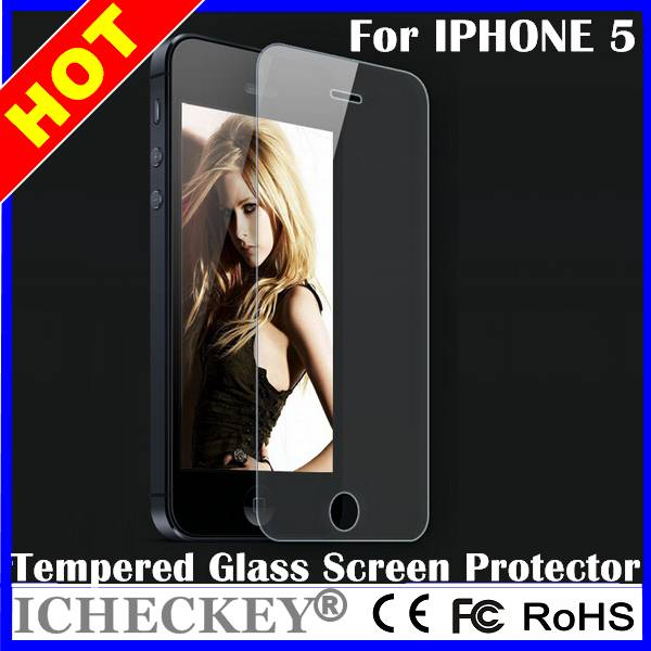 tempered glass screen protector for iphone 5