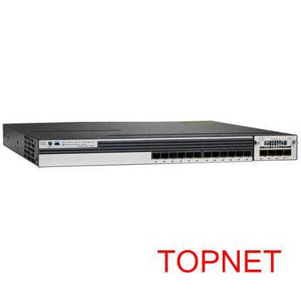 Cisco Switch 3750 WS-C3750X-48PF-L(1)