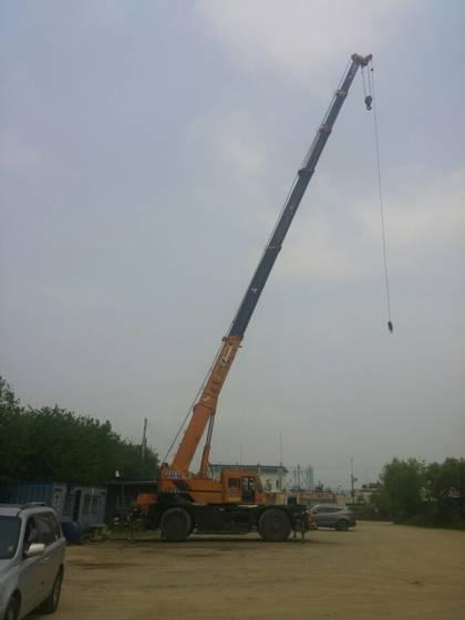 Tadano TR500M 50Ton rough terrain crane