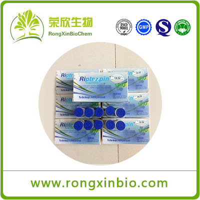 99% Riptropin(100iu/kit) Peptides Human Growth Hormone White Freeze - Dried Powder