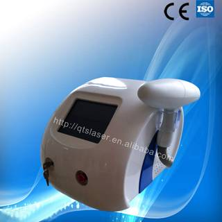 Portable Q-switch ND:YAG Laser Machine for Tattoo Removal
