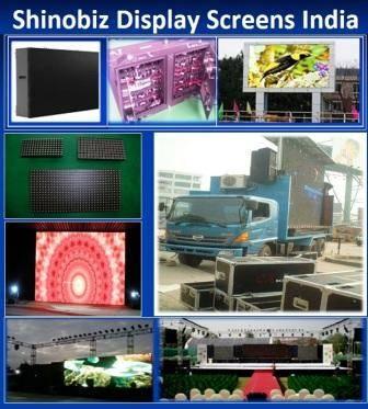 Score boards display billboard, led ticker, truck led screen goa panaji