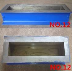 Steel beam mould