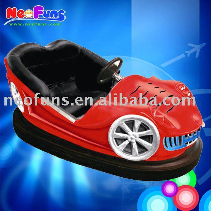 F1 Bumper Car kiddie ride