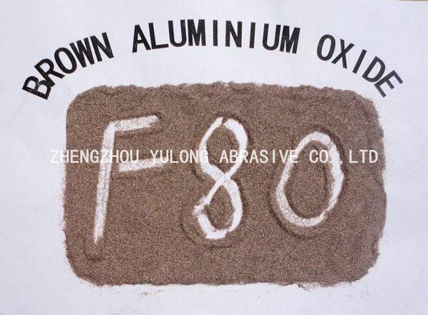 Brown Aluminum Oxide for Sandblasting