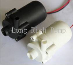 DC brushless bed mattress pump/12-24VDC pump