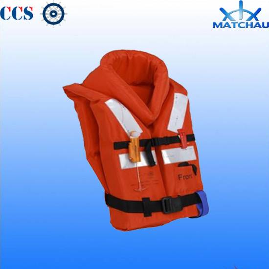 Solas Approved Marine Life Jacket with Ec Certificate