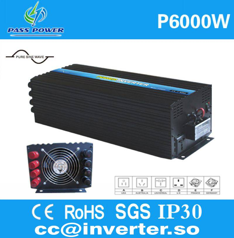 Factory Direct Sell Pure Sine Wave Wind Power Inverter