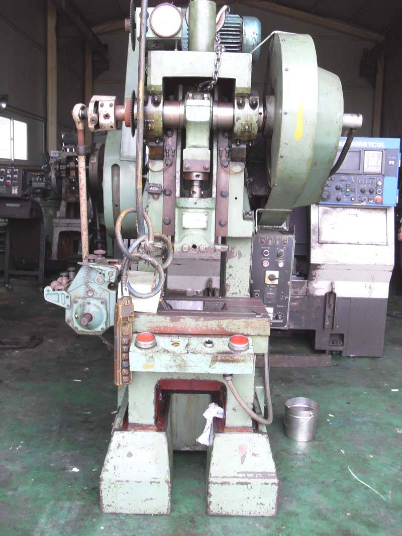 Used High Speed Press