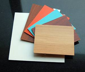 Melamine Coat MDF Board