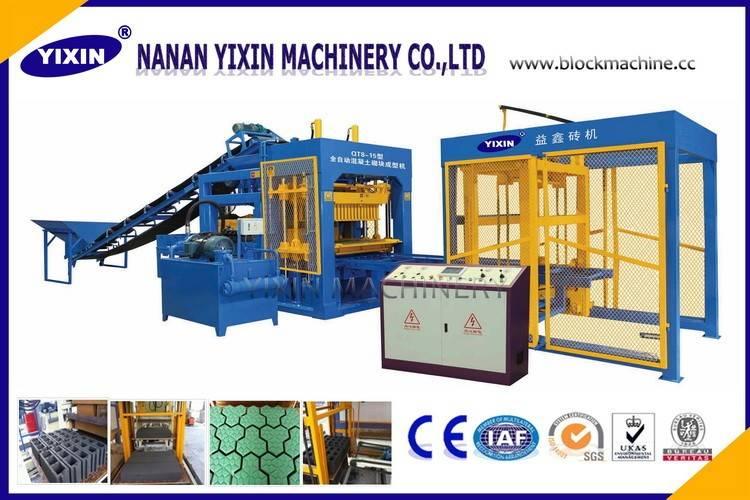 Block making machine QT8-15
