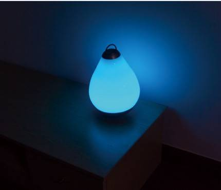 color changing led mood light with tumbler shape,rechargeable