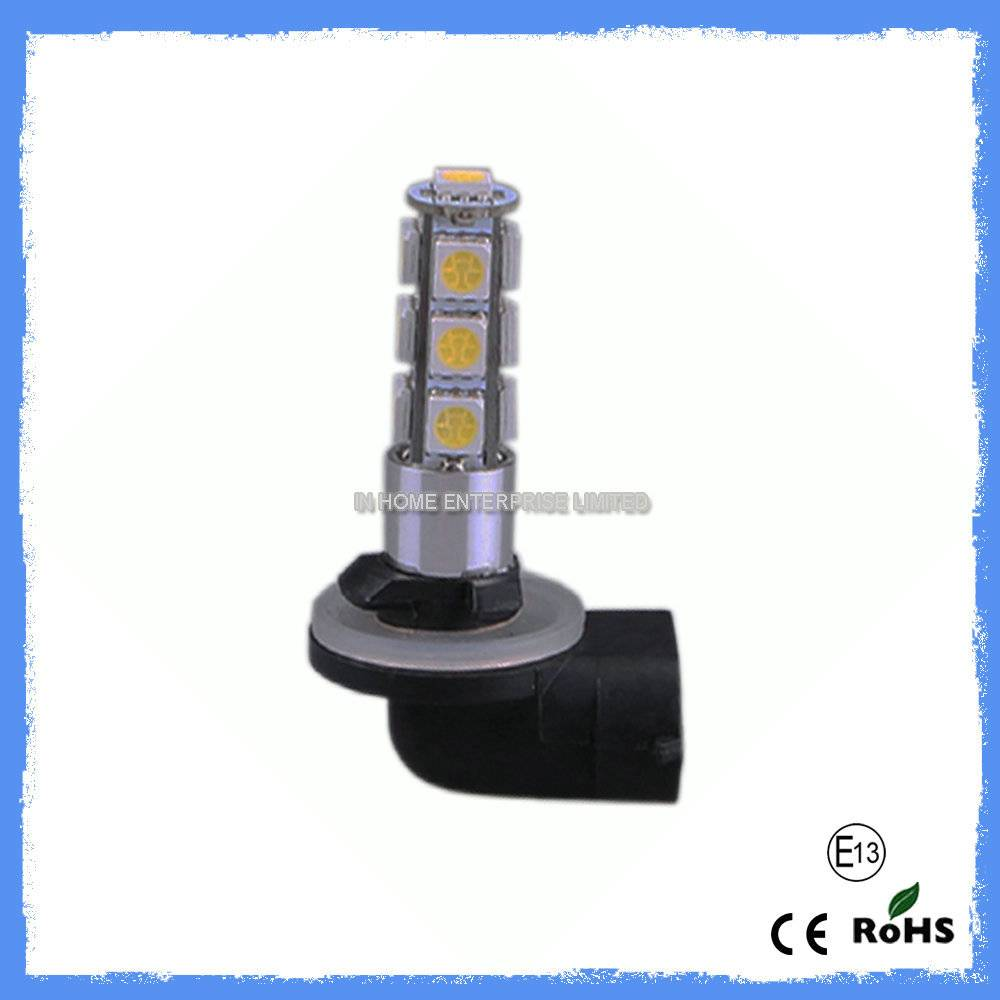 Energy Saving 881 Base 5050 LED Fog Light Bulbs 12 Volt LED Auto Parts