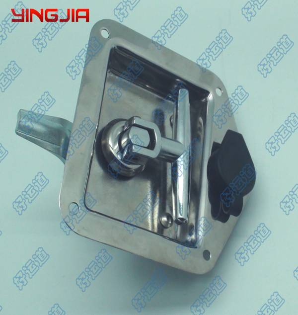 03104S Recessed T Handle latch Front