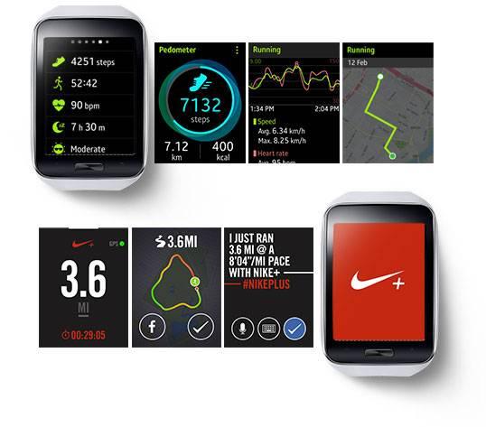 Sell Smart Gear-S 3G watch