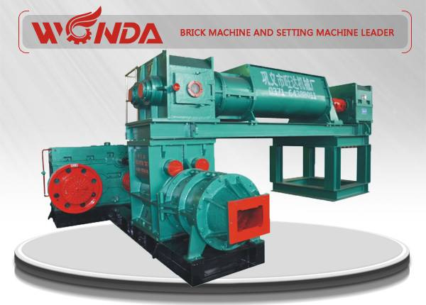 Brick Extruder JZK55/55-4.0|Brick Making Machine