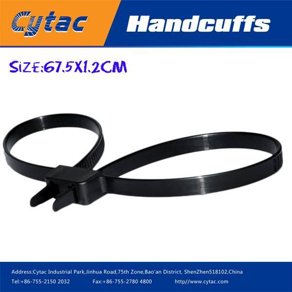 Good Police Gear Plastic Double Handcuff