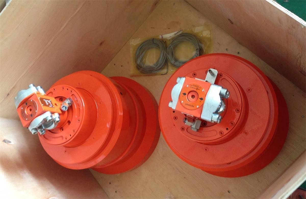 Decanter Centrifuge Viscotherm Hydraulic Unit