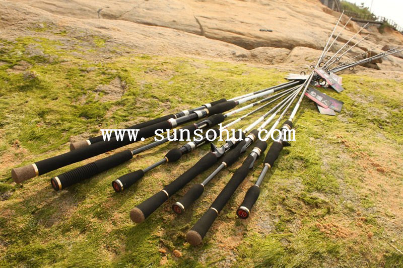 wholesale spinning rod