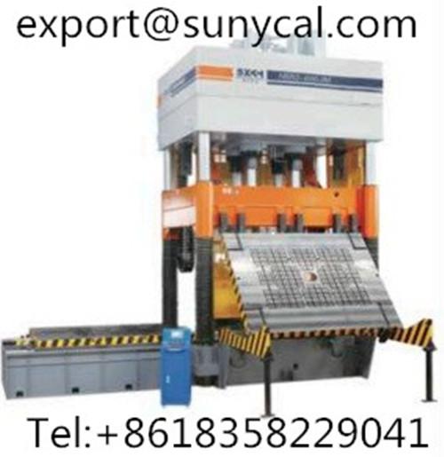 600T Guide Pole Type Hydraulic Die Spotting Machine