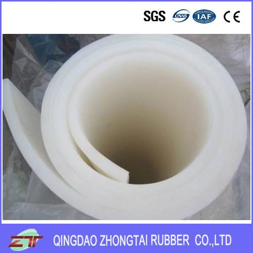 Silicone Rubber Sheet with High Temperature Resistance