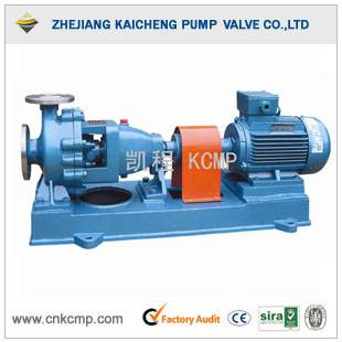 IH centrifugal chemical pump