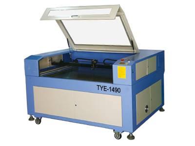 Garment Leather CO2 Laser Engraver engraving machine TYE-1490