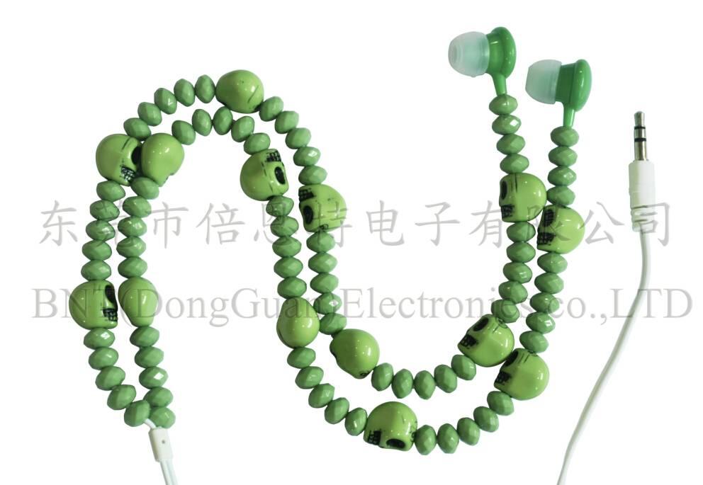 3.5mm plug mp3 earphones