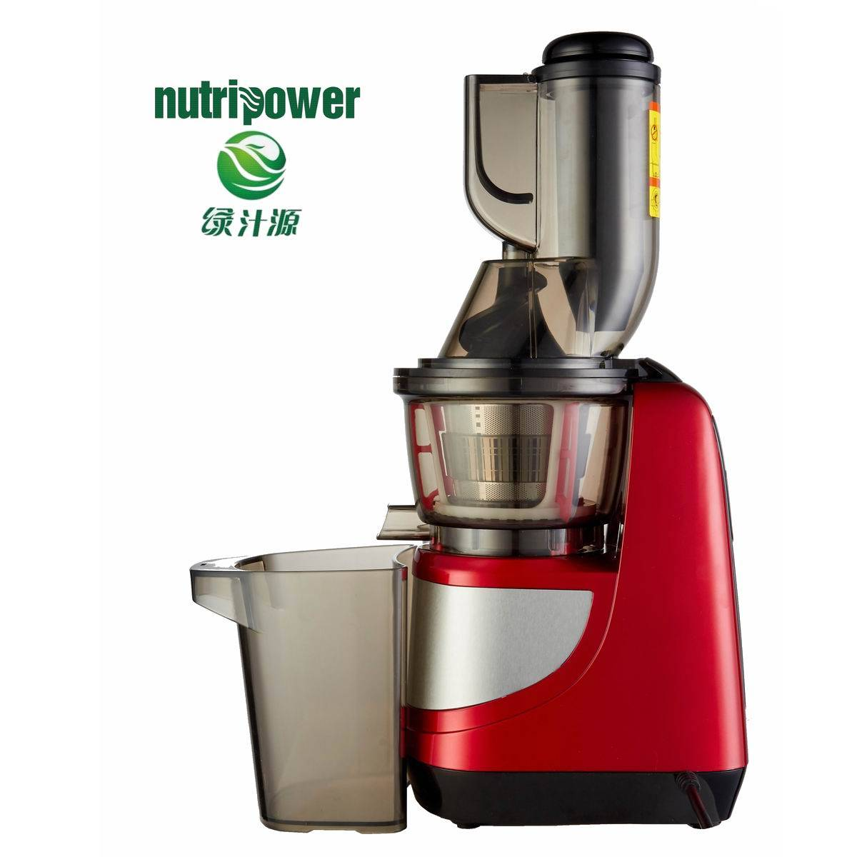 wholesale Fountain crush masticating slow juicer